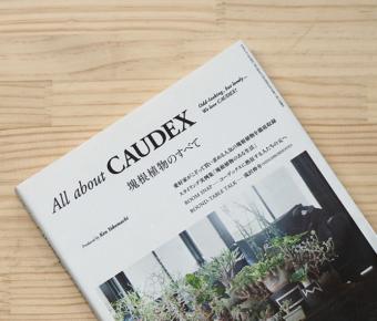 書籍レビュー:All about CAUDEX 塊根植物のすべて